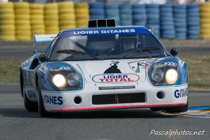 Ligier Le Mans Classic