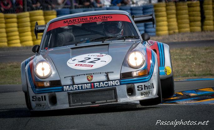 Porsche 2l8 RSR Le Mans Classic