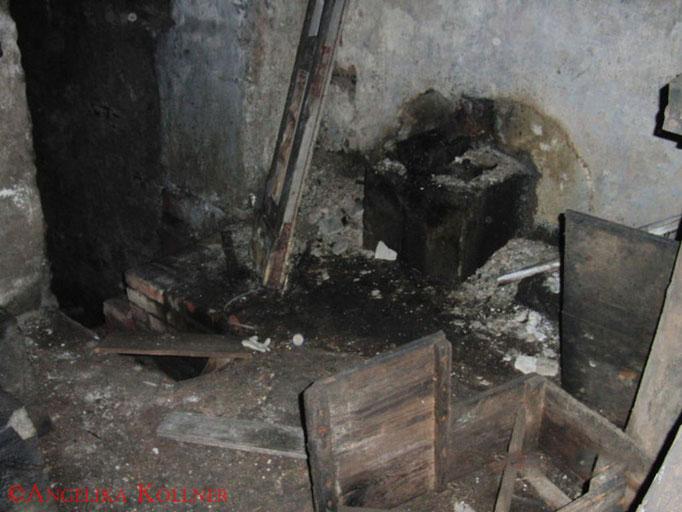 3. Eindrücke aus dem Keller des Hauses. #Ghosthunters #Geisterjäger #paranormal #ghost
