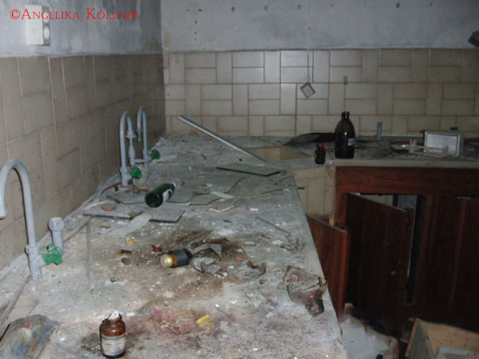 Hier war einmal ein Labor gewesen. #Ghosthunters #Geisterjäger #paranormal #ghost