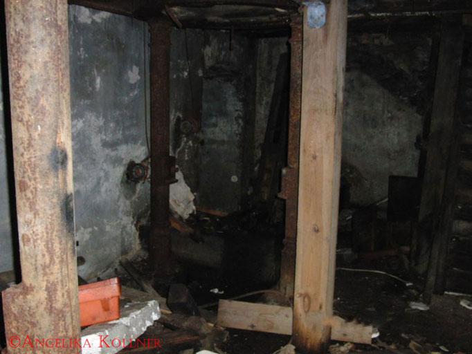 4. Eindrücke aus dem Keller des Hauses. #Ghosthunters #Geisterjäger #paranormal #ghost