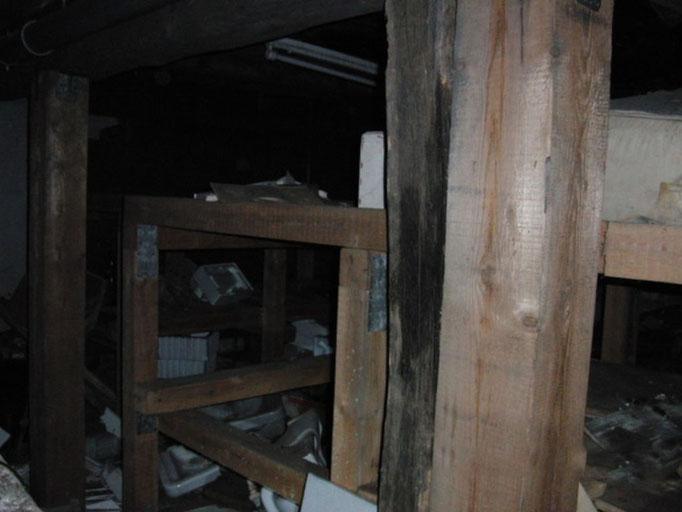 1. Eindrücke aus dem Keller des Hauses. #Ghosthunters #Geisterjäger #paranormal #ghost