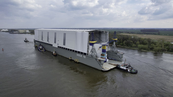 Dock 10 - Lürssen