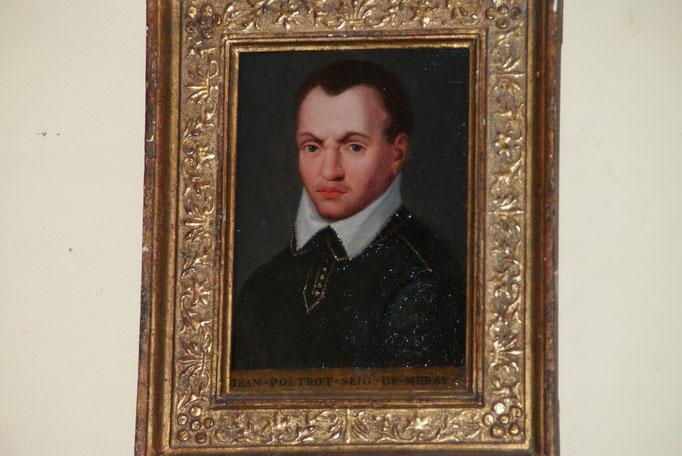 Jean Poltrot -  Assasin du Duc François de Guise  18 février 1563