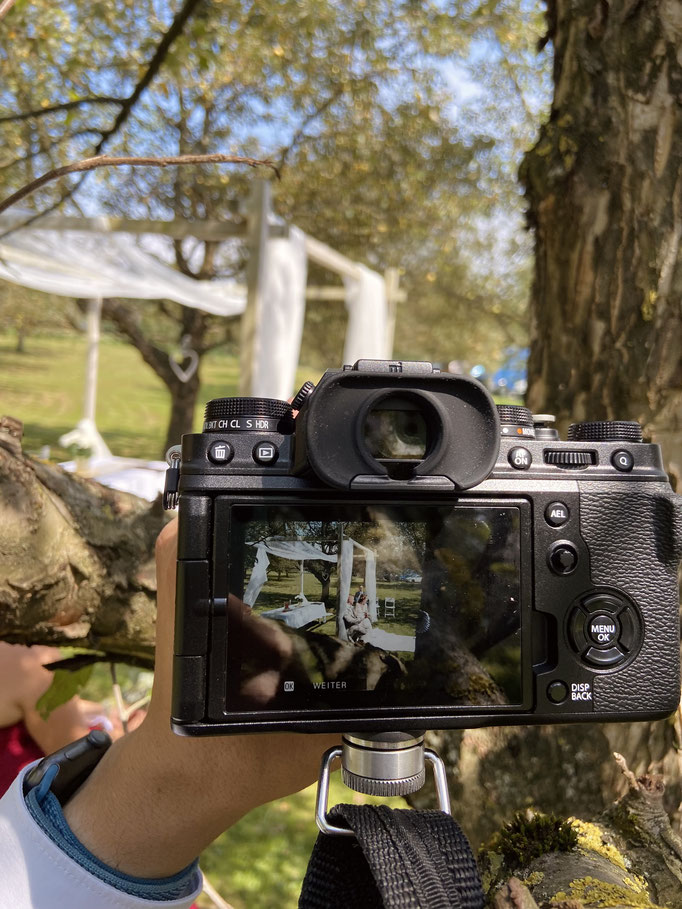 Fujifilm Hochzeitsfotograf X-T4