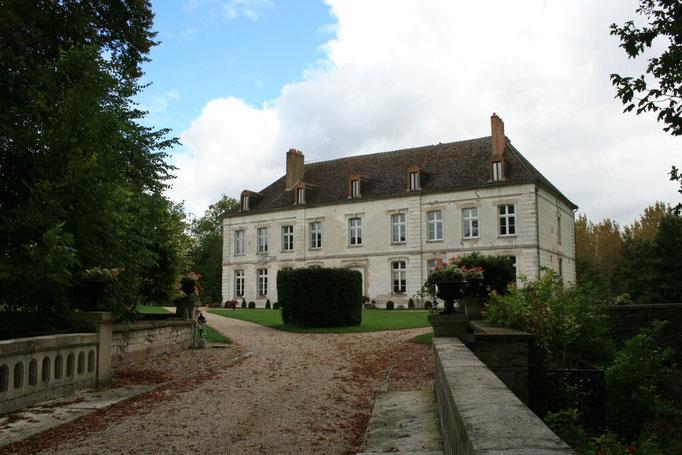 Château de Charmont sous Barbuise