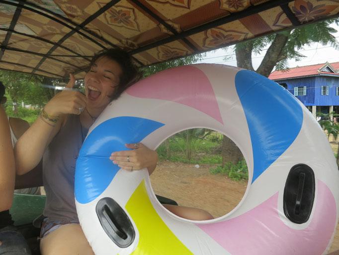 Mein Schwimmring aus Vietnam