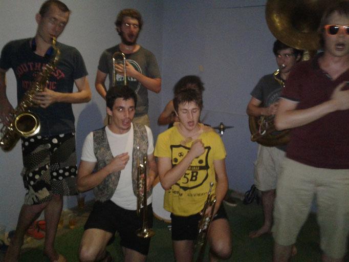 Brass-Musik in der Cloud