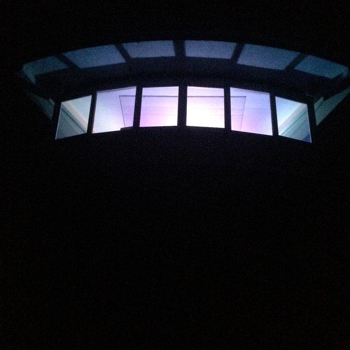 Der Mittler - Klang- und Lichtinstallation - Lichtpromenade Lippstadt
