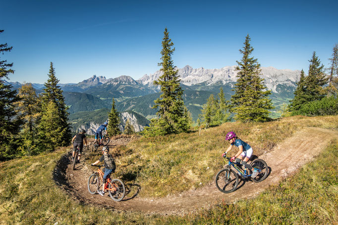 Mountainbike Trails Schladming-Dachstein