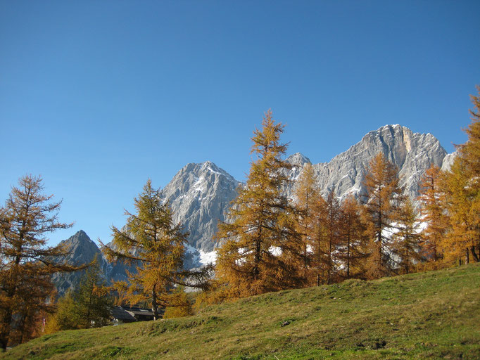 Herbst Dachstein