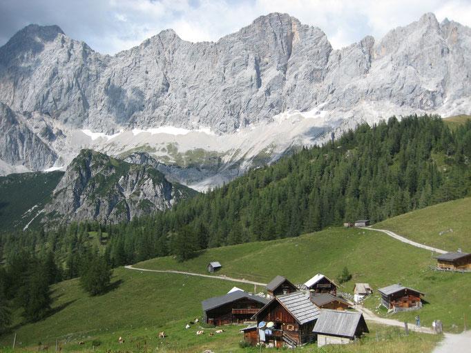 Neustattalm Ramsau Schladming-Dachstein