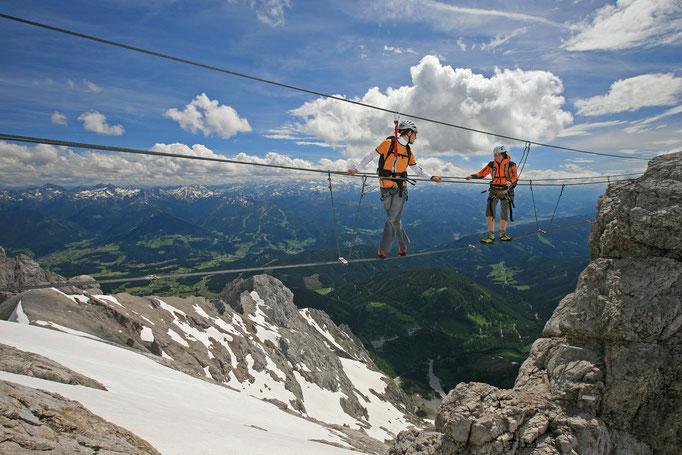 Klettern Schladming_Dachstein