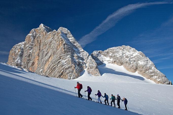 Skitouren Dachstein