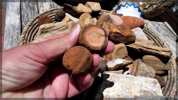 kleinere Moqui (Moki-) Marbles