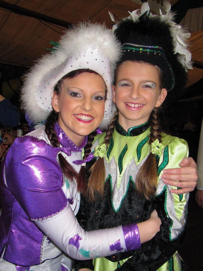 2013 - Mariechen Cathrin und Melanie