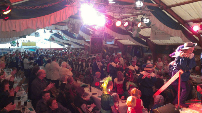 2013 - karnevalistischer Frühschoppen