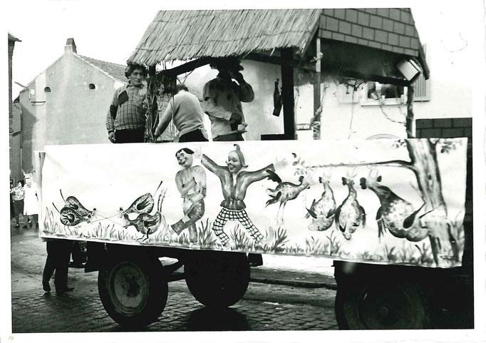 """Anfang der 60ér Jahre - Zweite Version des """"Fresswagens"""""""