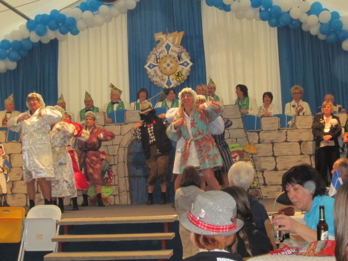 2012 - Auftritt in Derichsweiler