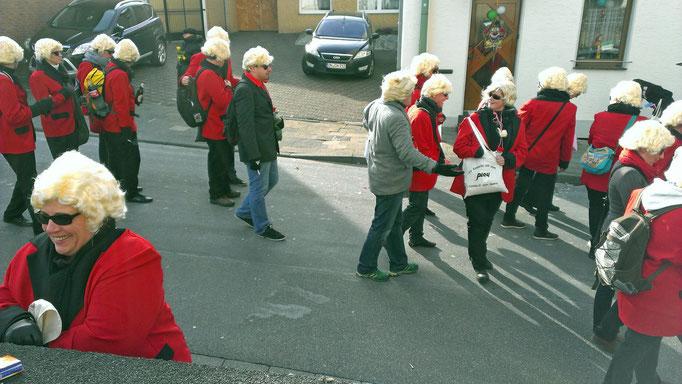 2013 - Umzug Birgel