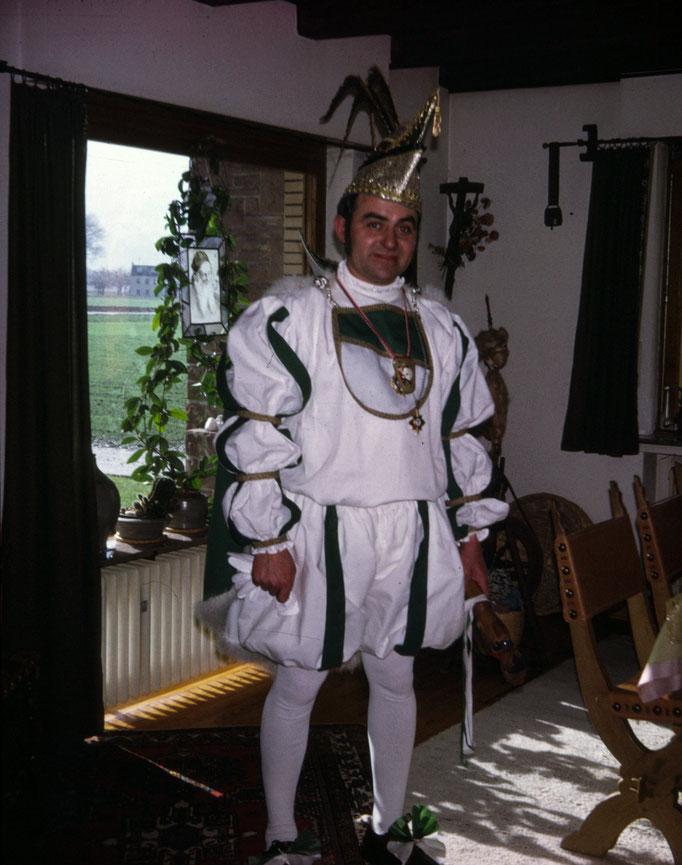 1972 - Prinz Jakob I. Kreutz