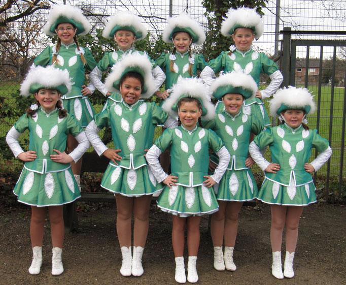 2013 - Juniorengarde