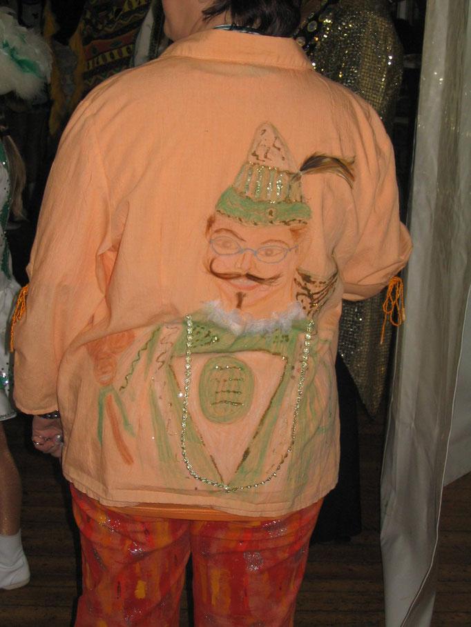 2006 - Ist das etwa Prinz Ali I. ?( Alfons Küpper)