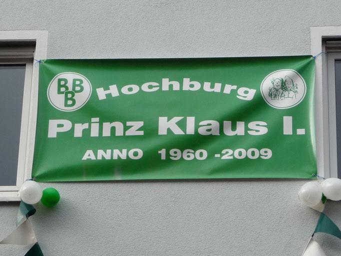 2009 - Prinzenhochburg