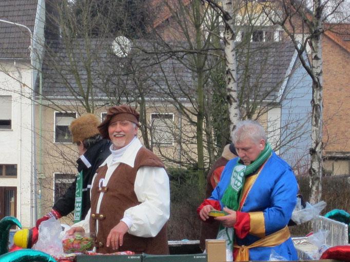 2012 - Umzug Birgel