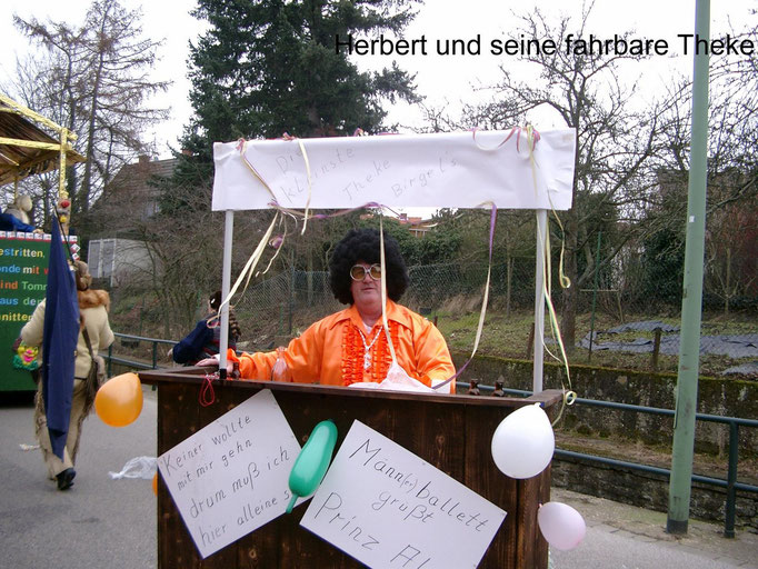 2006 - Herbert alleine gelassen....