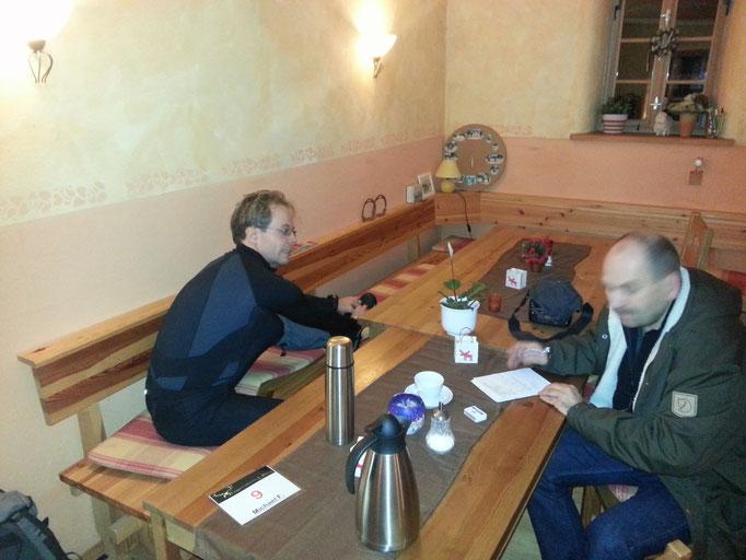 Interview mit der Thüringer Allgemeinen