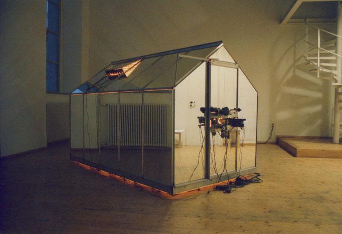 Glashaus I ABDK München