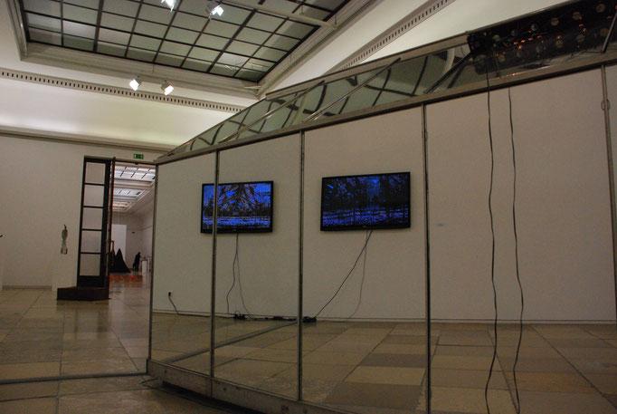 Glashaus I Haus der Kunst München