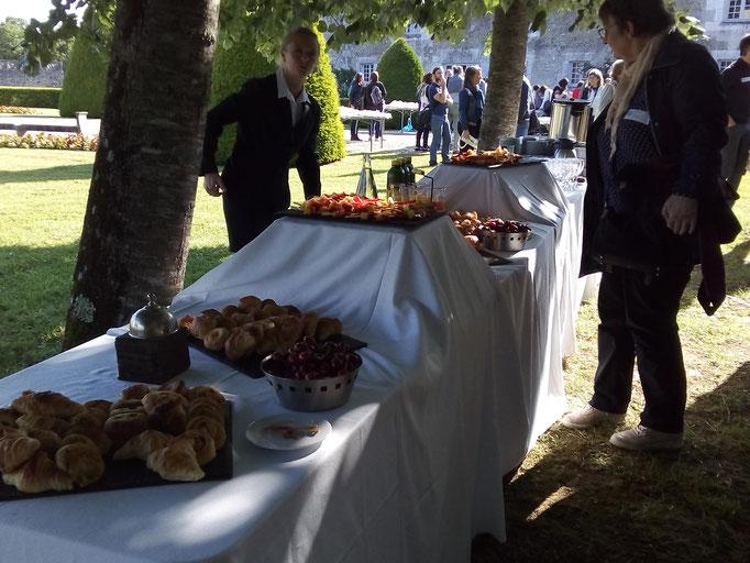 buffet dejeuner