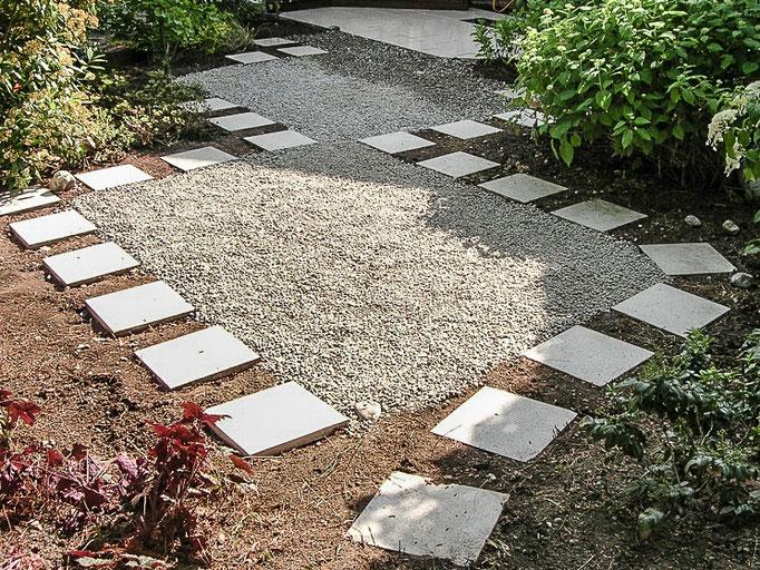 Gartensitzplatz (nachher)