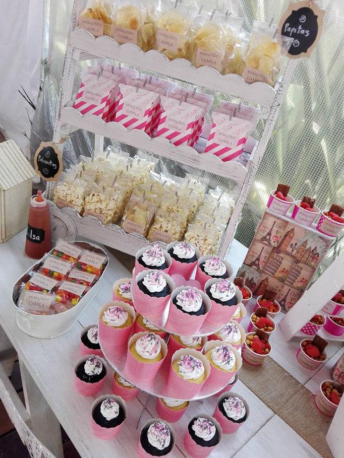 Mesas de dulces mexico mesas de dulces increibles for Mesa dulce para bautismo