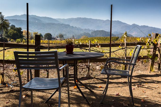 Flora Springs Winery, Napa Valley, California, USA (2015)