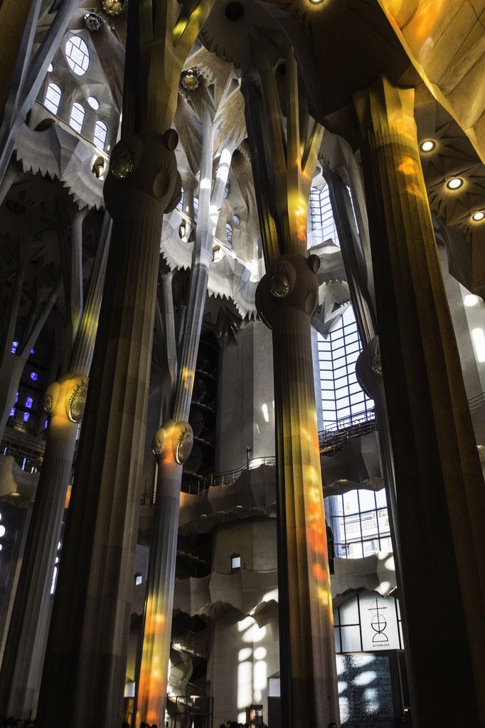 Sagrada Família, Barcelona, Spain (2015)