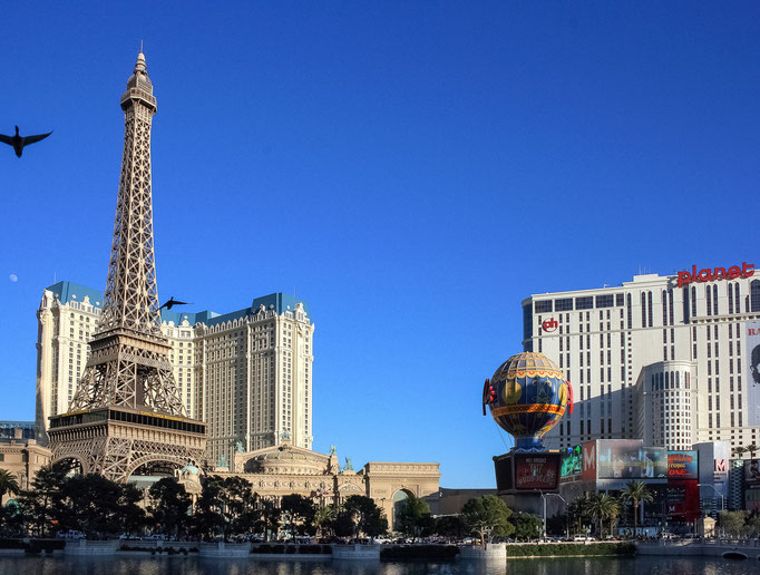 Las Vegas Strip, California, USA (2008)