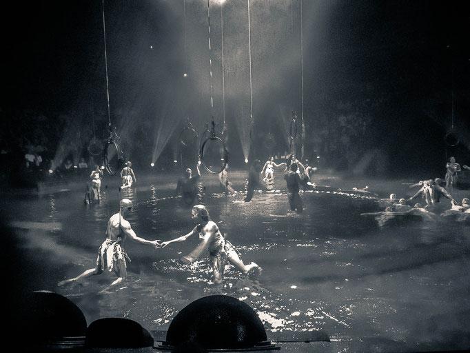 Cirque du Soleil 'O', Las Vegas, USA (2013)