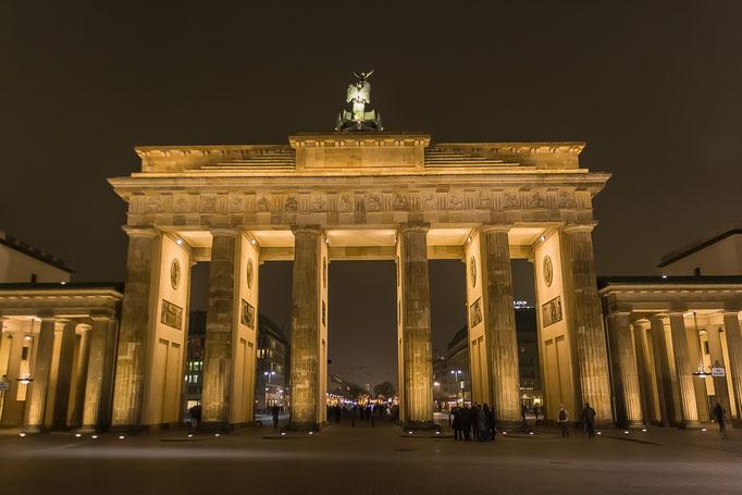Brandenburger Tor, Berlin, Germany (2012)