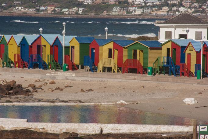 Muizenberg Beach, South Africa (2013)