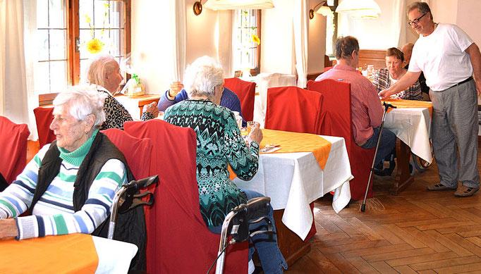 Vollstationäre Pflege für Senioren, Haus am Steinbach in Nußdorf