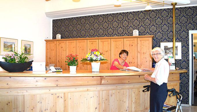 Alten- und Pflegeheim in Nußdorf, Haus am Steinbach