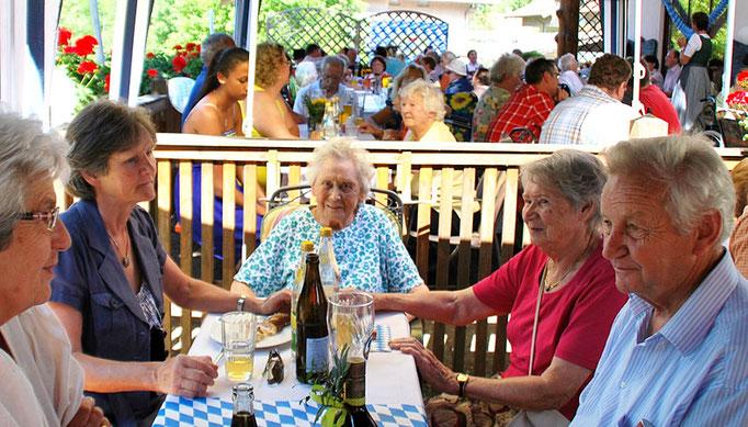 Freizeit- und Beschäftigungsangebote, Seniorenheim HAUS AM STEINBACH