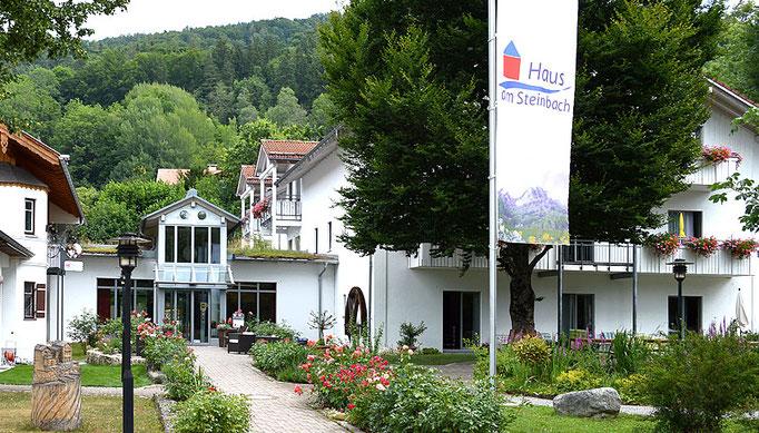 Das Haus am Steinbach in Nußdorf