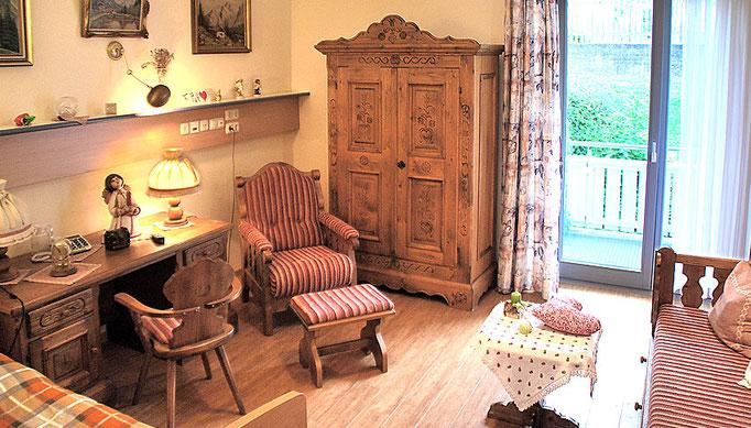 Komfortable Einzimmer und Zweibettzimmer für Senioren in Nußdorf