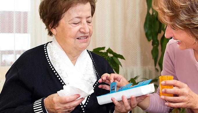 Seniorenheim HAUS AM STEINBACH,  Bewohner haben freie Arztwahl