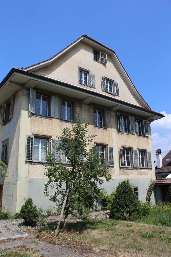 Atelier Kellerhof Beromünster, Foto C. Röthlisberger-Abächerli