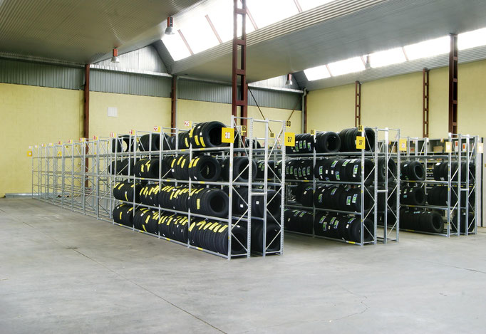 Reifen-Lager
